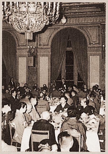 創業75周年記念式典